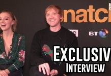 Snatch TV Show - Rupert Grint & Phoebe Dynevor Snatch