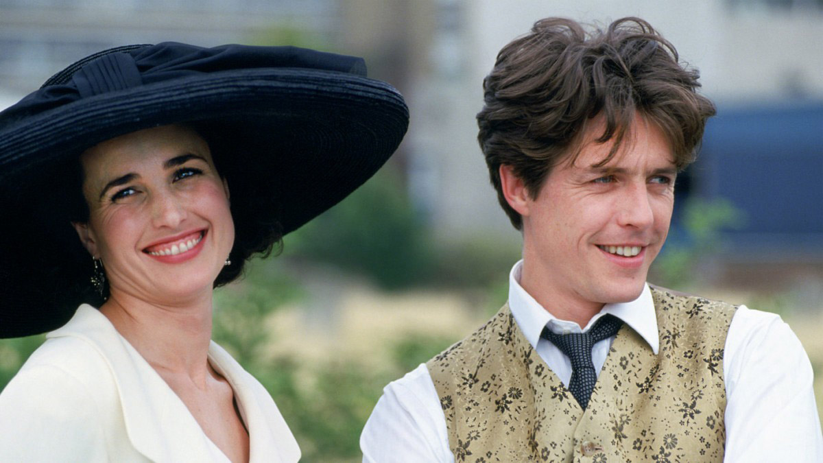 Four Weddings And A Funeral TV Series In The Pipeline