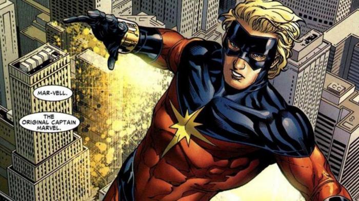 Captain Marvel - Captain Mar-Vell