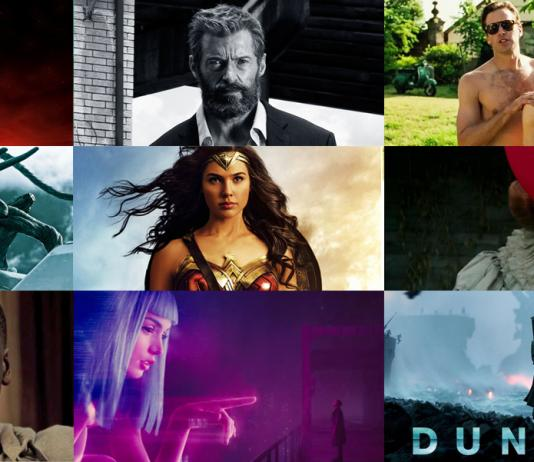 Top Ten Movies 2017