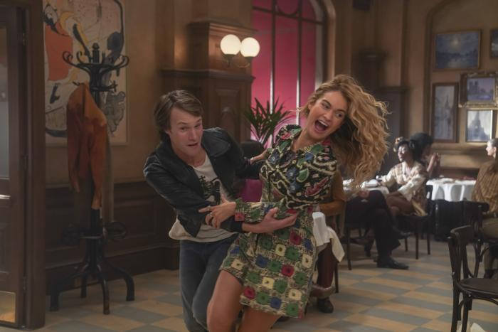mamma mia here we go again first trailer images and its