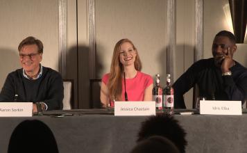 mollys game press conference