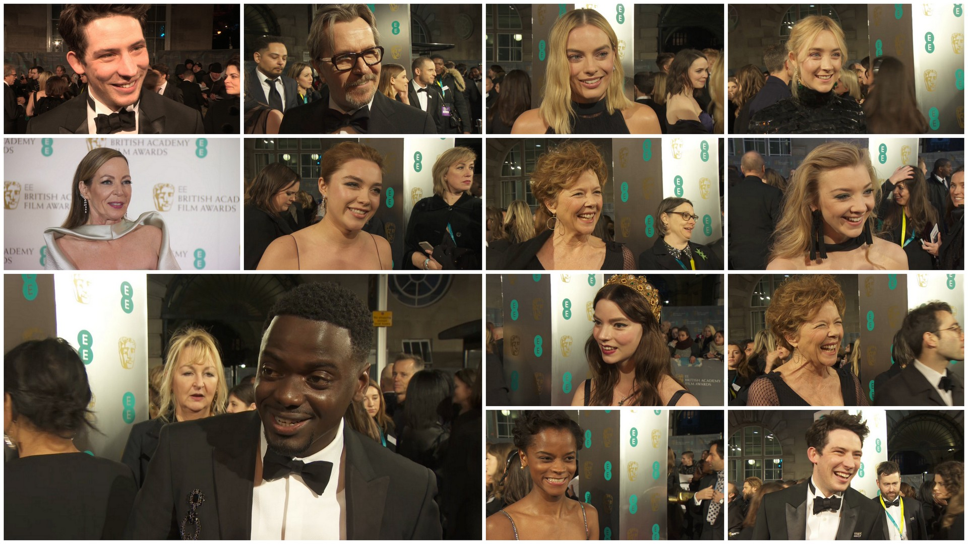 Bafta Winners: The BAFTAs 2018: Red Carpet Interviews And Full List Of