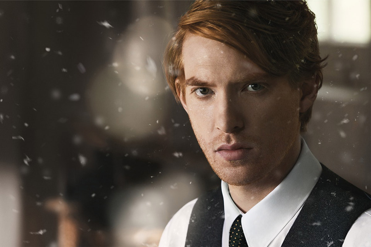 Domhnall Gleeson in final talks to star in female comic ...