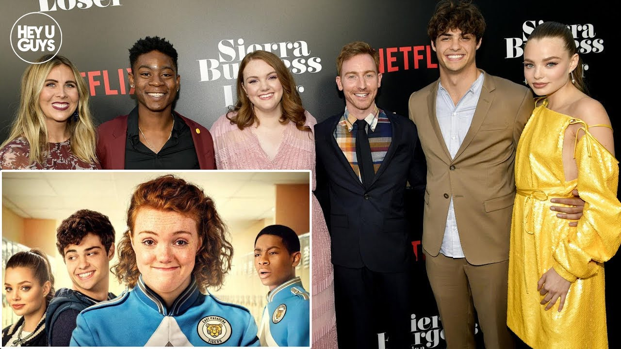 Sierra Burgess Is A Loser Red Carpet Interviews Netflix