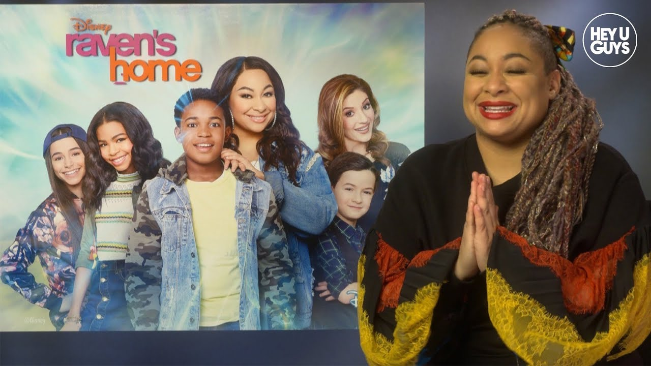 Exclusive Raven Symone On Returning To The Disney Channel S Raven S Home Heyuguys