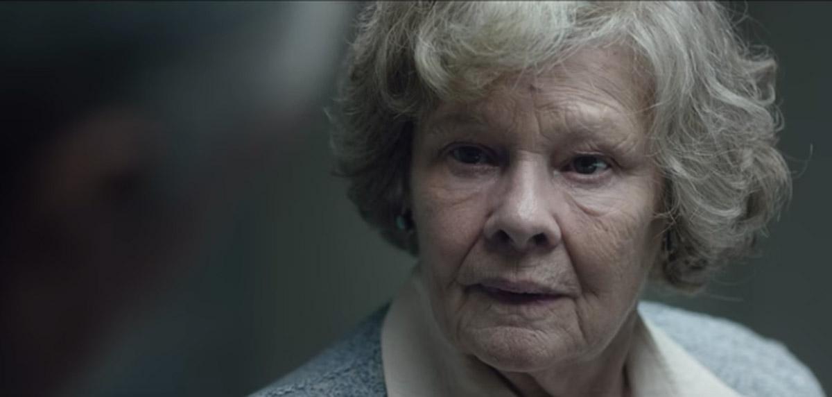 Judi Dench revealed as former Spy in trailer for 'Red Joan ...