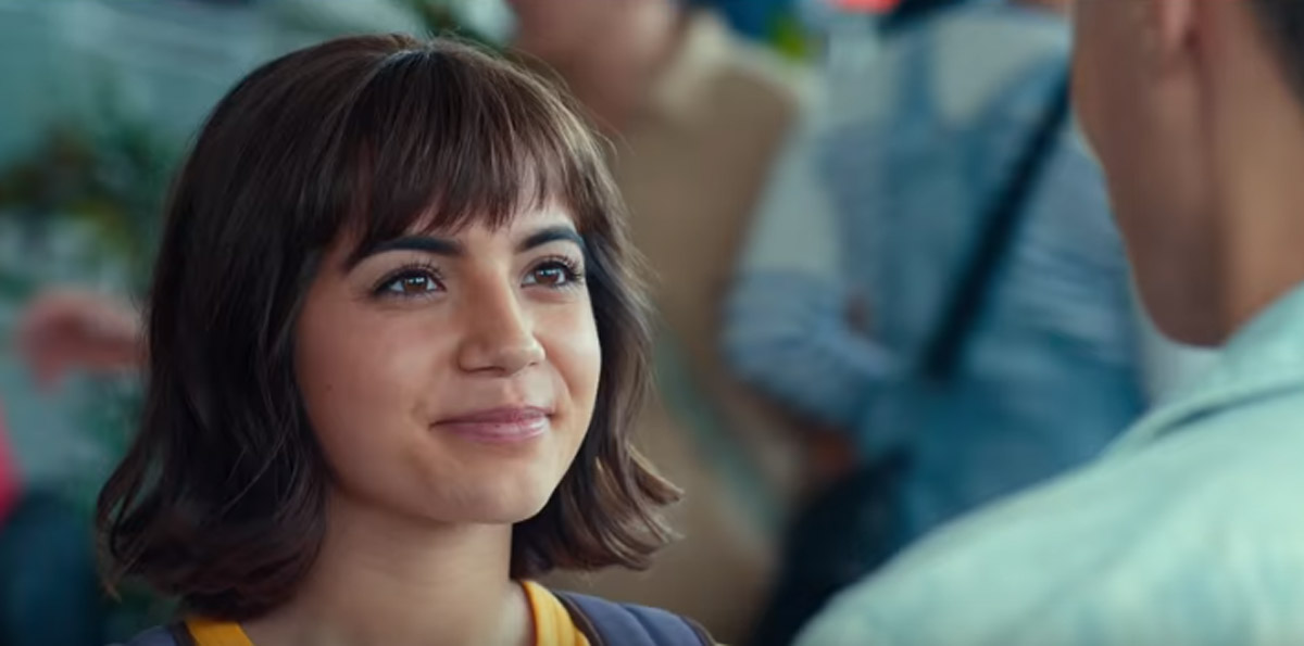 Dora heads to the city in teaser trailer for 'Dora and the