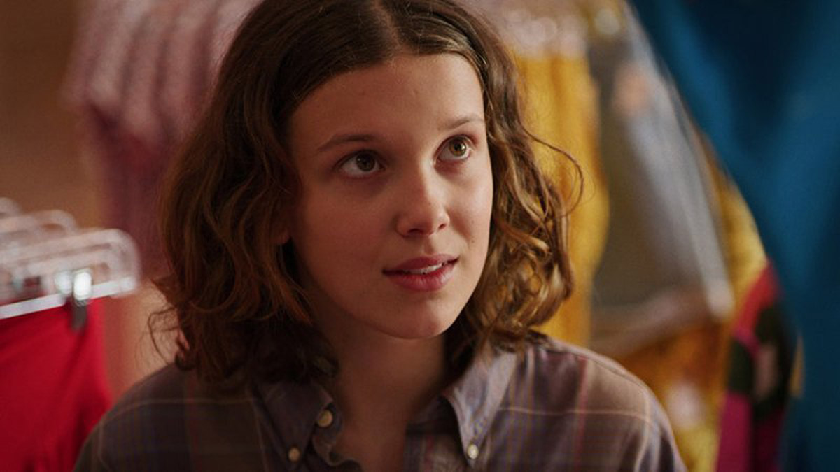 Millie Bobby Brown enters the Marvel Universe in 'The ...