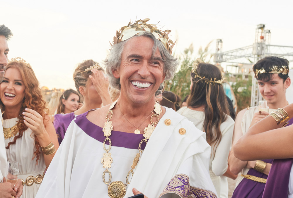 Steve Coogan stars in first trailer for 'Greed'