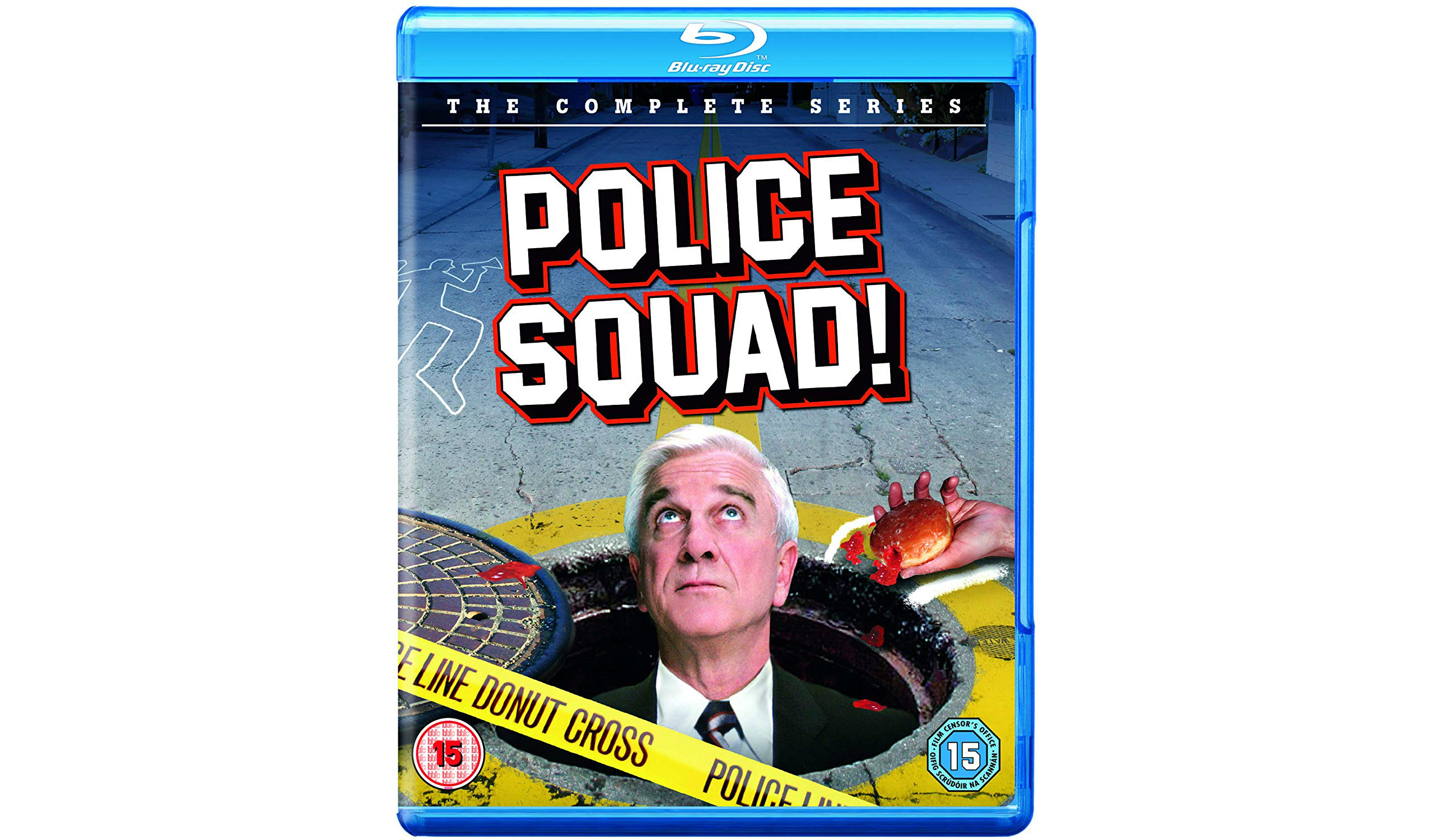 Police Squad: The Complete Series Blu-ray Review