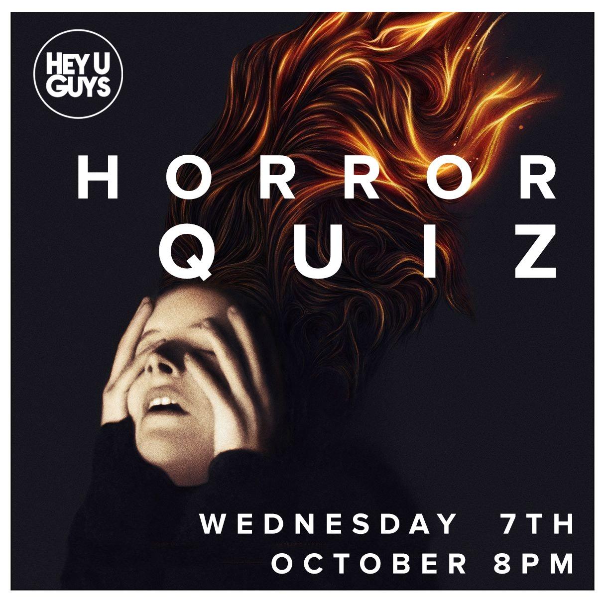 HeyUGuys Horror Quiz